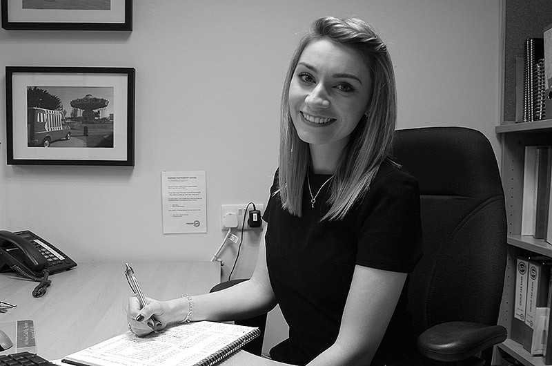 Becki Dover - Office Administrator at Inspired Partnership Ltd