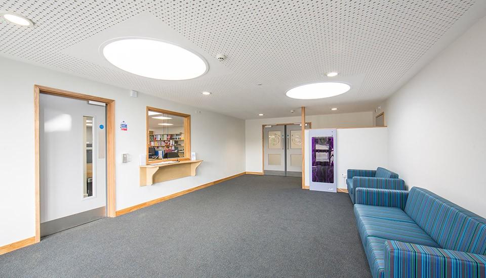 Fiveways school interior