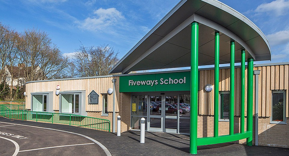 Fiveways School Exterior