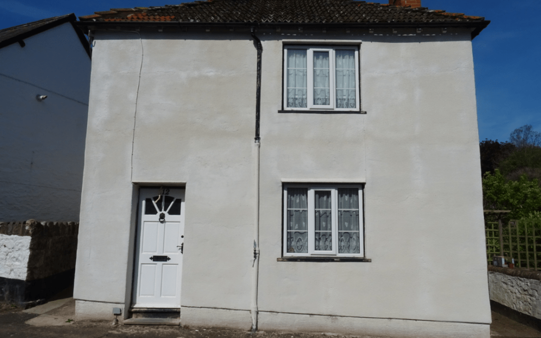 Survey of Render – Domestic Property in Somerset