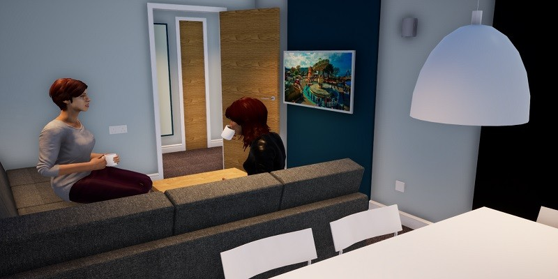 Future Accommodation – Immersive Design for a UK Holiday Provider