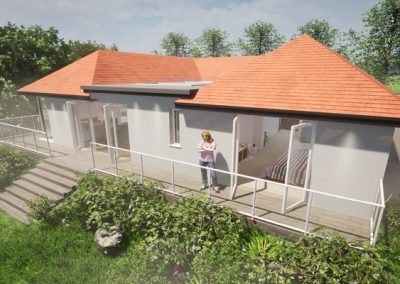 Extension to Domestic Dwelling, Minehead