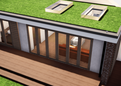Extension and Interior Alterations
