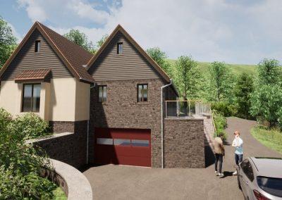 New Dwelling, Somerset