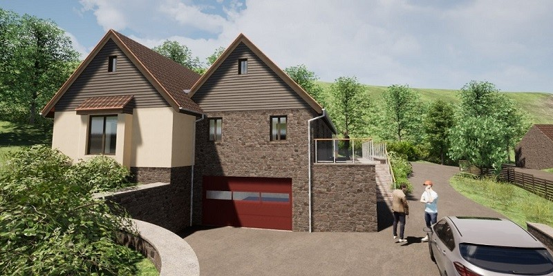 New Dwelling in Somerset