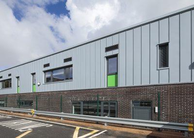 New Design Technology Building