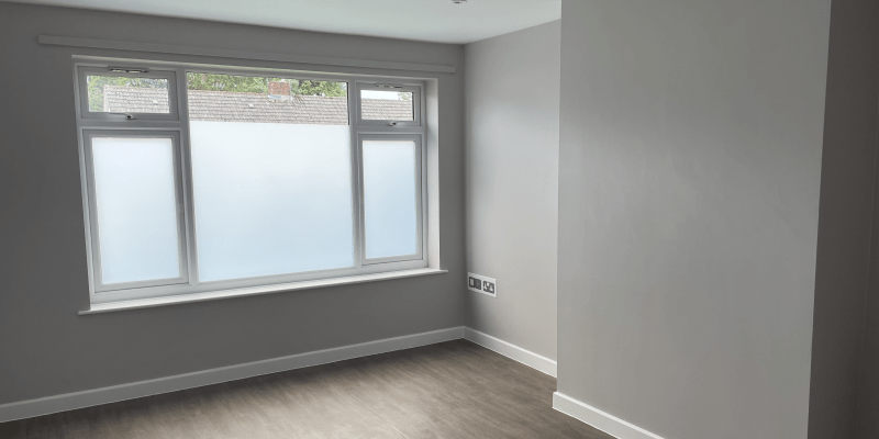 Refurbishment for Supported Living